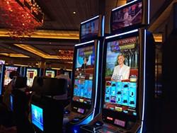 Ellen DeGeneres-themed slots for talk show degenerates at Graton Resort & Casino in Rohnert Park.