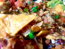 KEVIN KELLEHER - Carnitas nachos
