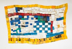 COURTESY OF EVER GOLD [PROJECTS] - Serge Attukwei Clottey, American Lottery