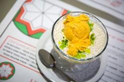 GRACE SAGER - Mango Ice Cream at Karilagan