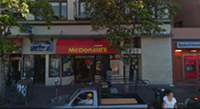 McDonald's at 16th and Mission Suddenly Closes