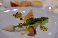 French Laundry is the 50th Best Restaurant in the World