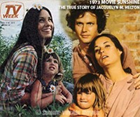 The Golden Age of TV Movies: Sunshine (1973)