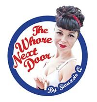 Whore Next Door, Siouxsie Q, Shine Louise Houston, Snapshot