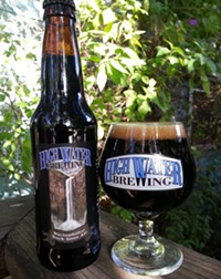 High Water Brewing Releases Nyctophiliac Dark Sour Ale