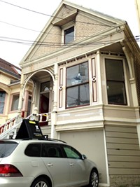 """A Look Inside the Richmond District's """"Hoarder Mummy House"""""""
