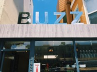 """Eat This: The """"Eastern"""" Burger with Kalbi Sauce at Buzz"""