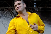 Morrissey, Death Grips, and Non-Performance Art