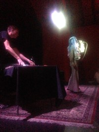 Jenny Hval Plays Soft Dick Rock at The Chapel