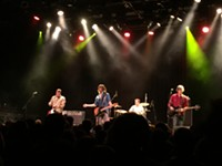 The Old 97's Embrace Their Heartbreak at The Fillmore