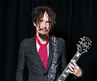 We Talked to Justin Hawkins of The Darkness About Queen, East Anglian History, and Brotherly Love