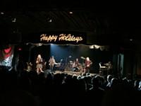 Christmas Comes Early at Aimee Mann's Holiday Show at Bimbo's