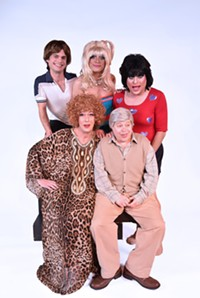 Imagine: A Gay Man Living With Two Women! <i>Three's Company Live!</i> Hits Oasis