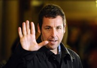 Adam Sandler and Friends Went Back to the Basics at Bill Graham Civic Auditorium