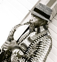 Jazz Saxophonist and Composer Oliver Lake Makes Music Filled With Soul