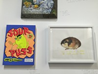 "Pithy Remarks: ""Not a Lemon,"" a Citrus-Themed Art Show at Alite Outpost"