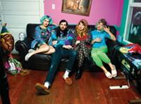 Seattle Rockers Tacocat Make Feminist Punk For A Post-Riot Grrrl World