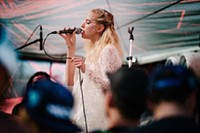 Electronic-Pop Princess, MOONZz, Talks Outside Lands, Her First CD, and Performing at Northern Nights