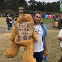 The Biggest Cuteasses of Outside Lands 2016