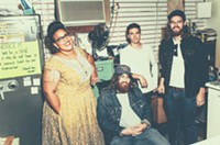 Alabama Shakes @ The Greek Theatre