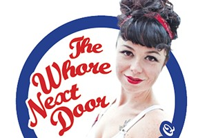 Whore Next Door, Siouxsie Q, Shine Louise Houston, Snapshot