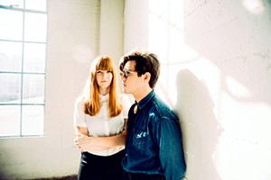La Sera's New Album <i>Music For Listening to Music To</i> Reimagines the Dream-Pop Band as an Alternative-Country Duo