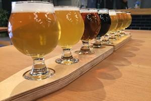 Bar: Barebottle Brew Co.