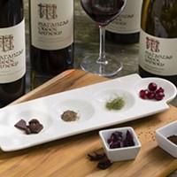 An Oasis of Taste @ Matanzas Creek Winery
