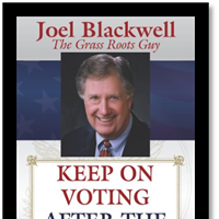 Author Joel Blackwell Presents: You Can Influence Public Policy