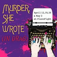 Murder, She Wrote (In Drag)