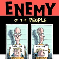 Toon Talk: Enemy of the People with Rob Rogers