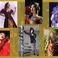 Forbidden City Burlesque