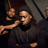 Hear This: Robert Glasper Trio at SFJAZZ