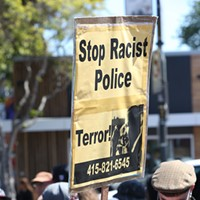 A Message from the Police Union: the SFPD Doesn't Racially Profile