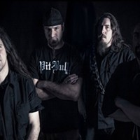Hear This: Immolation at Oakland Metro Opera House