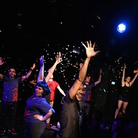Too Much Light Makes the Baby Go Blind : SF Neo-Futurists