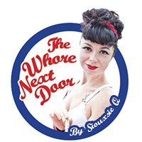 Whore Next Door: Hot Role Play and Boiling Blood