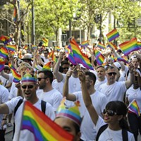 #Love Is Not Enough: Why Pride Must Include a Fight