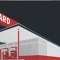 Standard Model: Ed Ruscha at the de Young