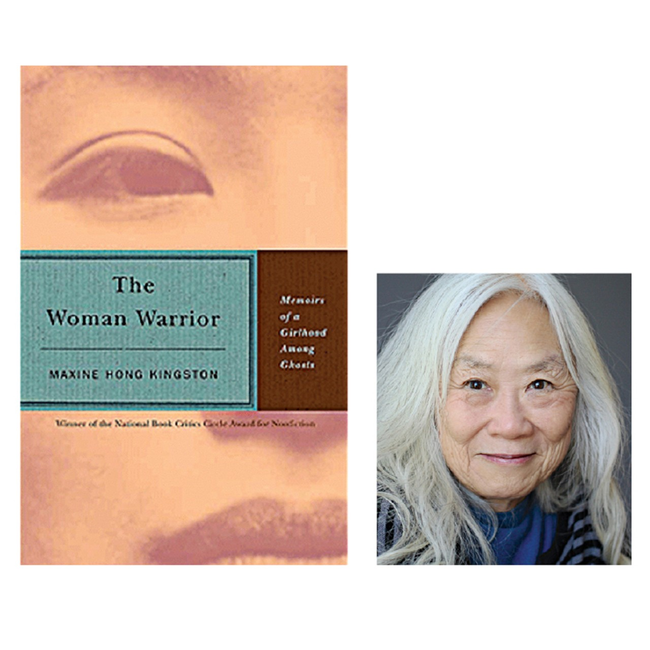 literary contexts in the woman warrior by maxine hong kingston