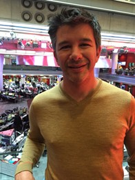 Travis Kalanick, target of credible threats - WIKIMEDIA