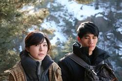 Um Tae-goo and Park Se-jin.