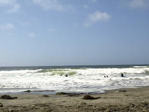 Uma Keshavan's body washed ashore in Pacifica - FLICKR/JEROMYU