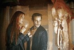ROGER  DUFRESNE - Under My Skin: Natascha McElhone and Stephen Dorff - examine the Doctor's handiwork.
