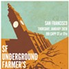Underground Farmers' Market Finds 'Warehouse-y Art Space' for Next Week