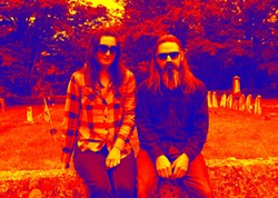 United in Spacemen 3: Moon Duo.