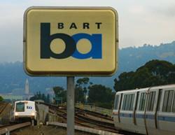 Unlike a BART train, a BART strike is better never than late.