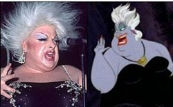 Ursula the Sea Witch was based on Divine, and Bea Arthur was originally slated to provide her voice. - SHOWBIZGEEK.COM