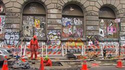 Vandalism or self-expression? Vigilante Vigilante looks at the history of graffiti.
