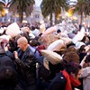 Vday Pillow Fight: Not for the Weak